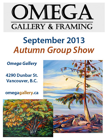 Double Identity Art Show, Richmond BC